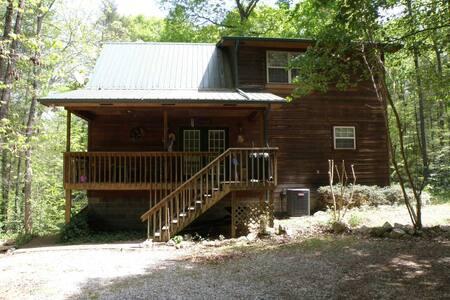 Nature's Delight - Cosby - Blockhütte
