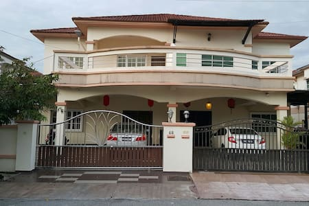 Double Storey SD with Home Lift - Bukit Mertajam