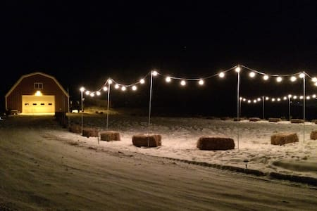The Barn Private Vacation Retreat - Thermopolis - Apartmen