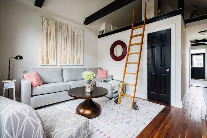 The Short North Urban Cottage - Private Parking!!!