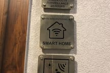 Smart Home with Full Security