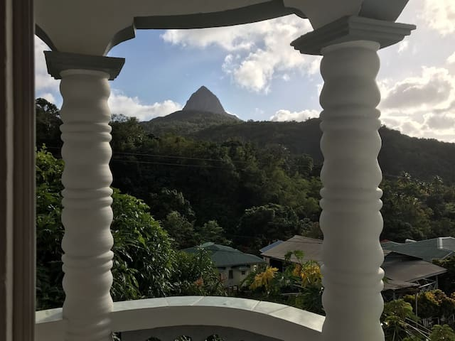 Great Stay - Soufriere - Pis