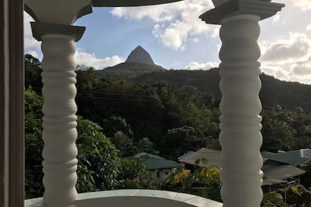 Great Stay - Soufriere - Wohnung