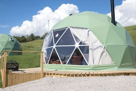 Defender Dome at The Private Hill