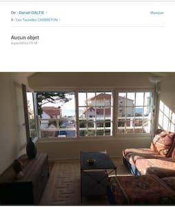 Dans maison classée bel appartement - Capbreton - Appartamento