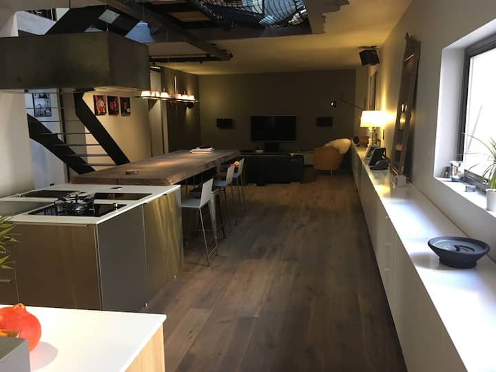 Appartement Loft Centre ville