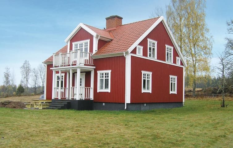 Holiday cottage with 3 bedrooms on 150m² in Eksjö
