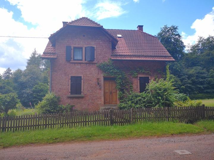 Haus Winterfell,Pfälzerwald,4 bis 10 Personen
