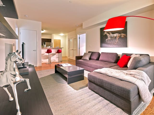 Homey place just for you   1BR in Newark