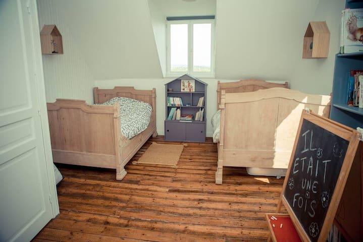 "La chambre "" Le verger"""