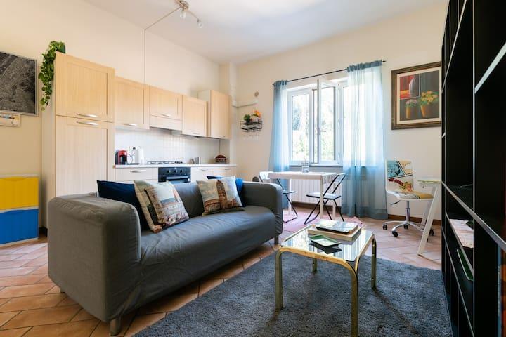 Comodo Appartamento a Monsummano Terme
