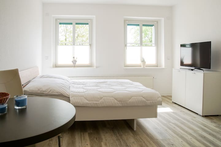 Apartment Elisenhain, 23qm, modern - Greifswald - Appartement