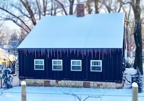 The Latch House Barn