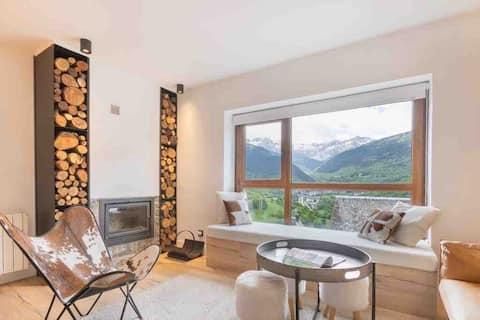 ¡Casa espectacular con preciosas vistas a La Val!