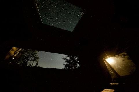 LeTerrain - STARGATE 1 - Milky Way View!