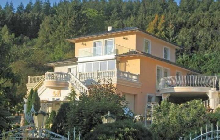 Ferienhaus Eifel-Resort, Luxus Ferienhaus, Sauna