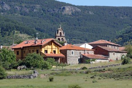 Casa Rural de Cabrera en Urrez, paraíso natural.
