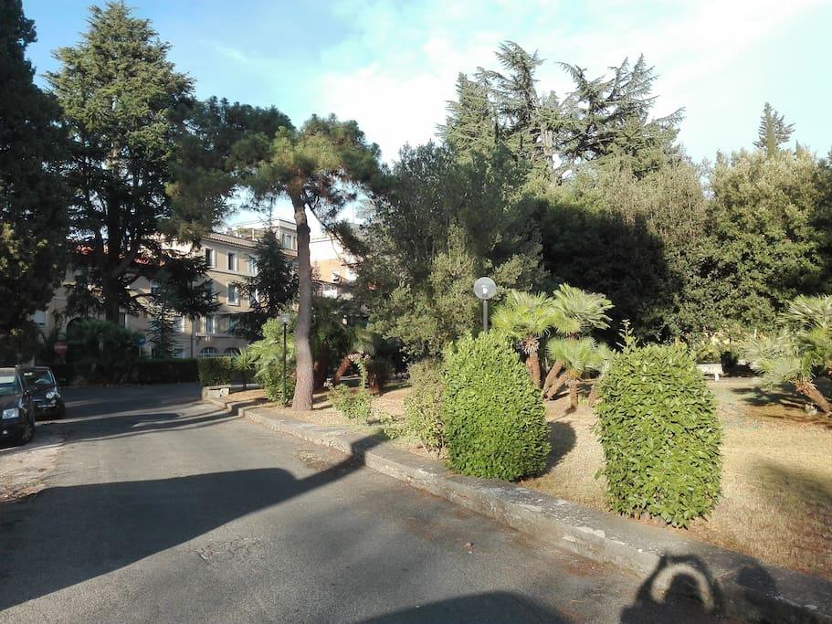 Giardini del residence