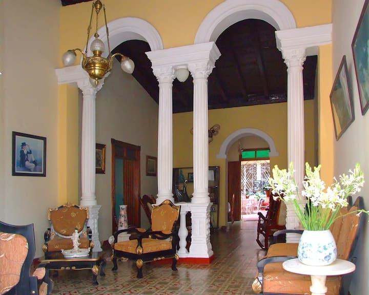 Casa Juan Carlos Orbea y la China (Room 2)