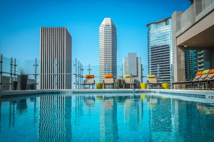 High Rise | Rooftop Pool NOW OPEN