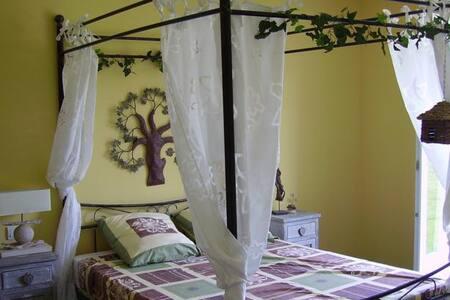 """Chambre """"Natura"""" pour amoureux de la nature - Montady"""