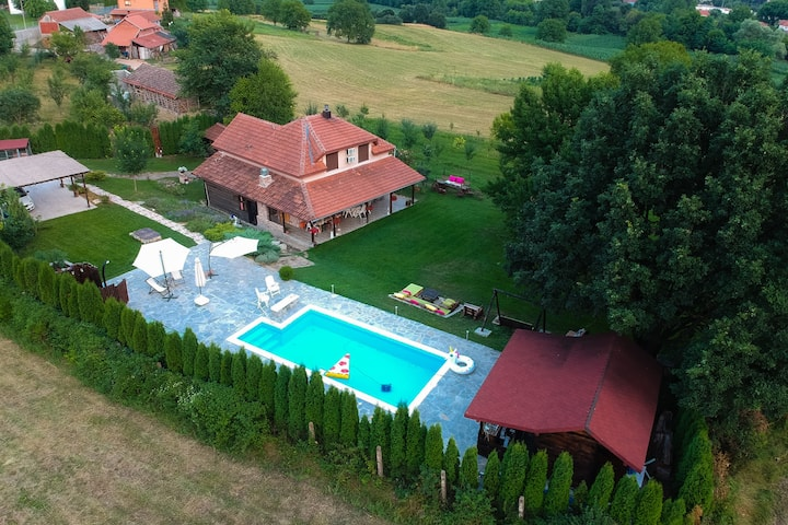 Villa Vuksanović Vrandol