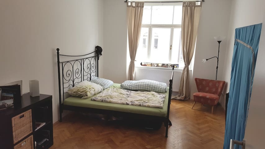 Nice Bedroom in the Center of Salzburg