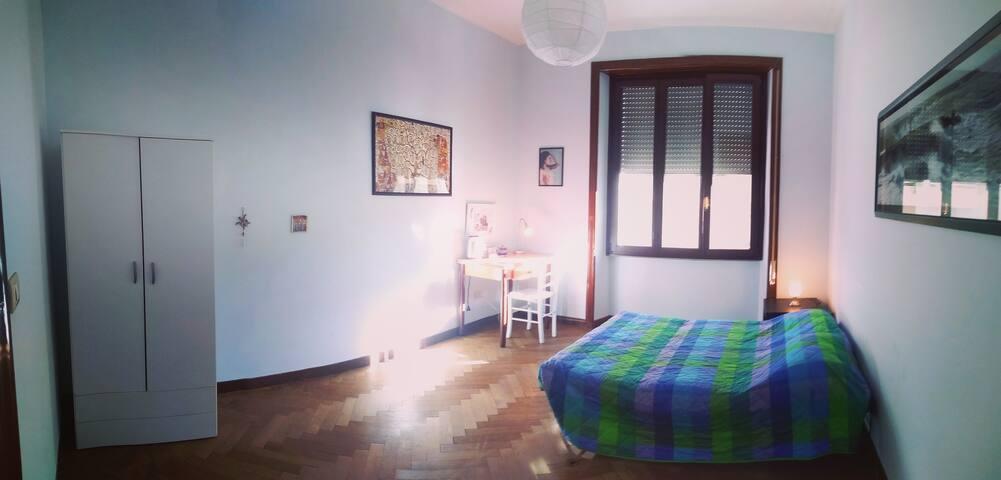 Splendida camera privata vicino Piazza del Popolo