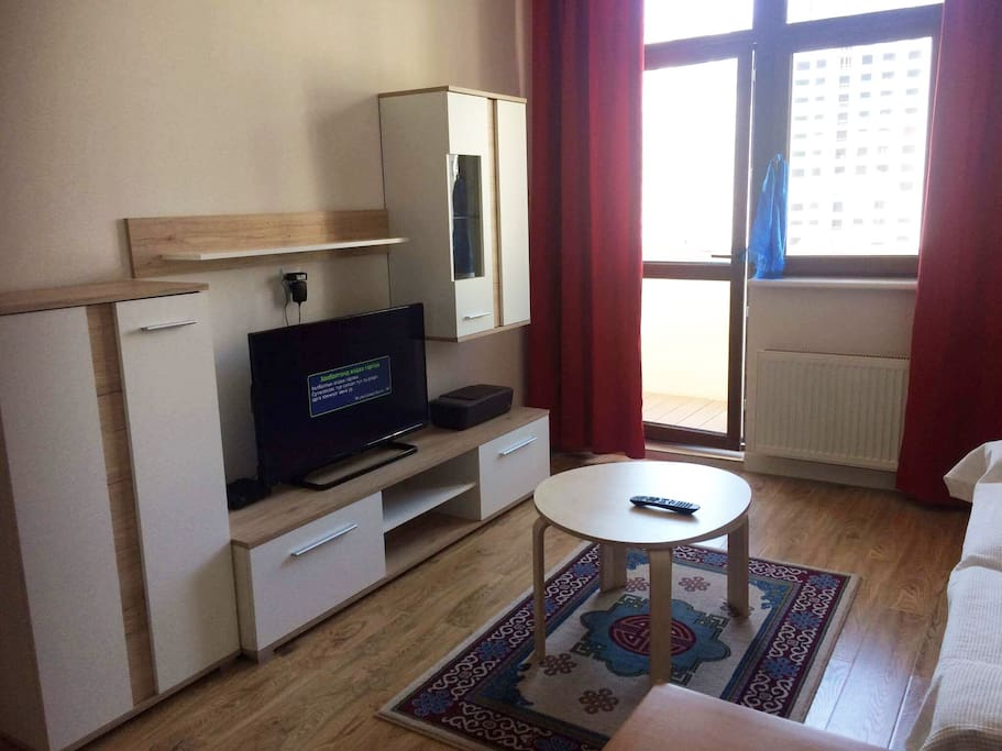 Cozy 2-room apartment on the sunny side of UB - Apartments ...
