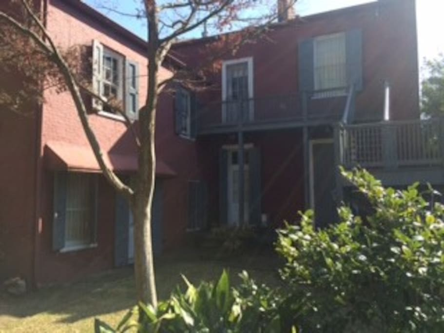 Garden District Guest Quarters Apartments For Rent In New Orleans Louisiana United States