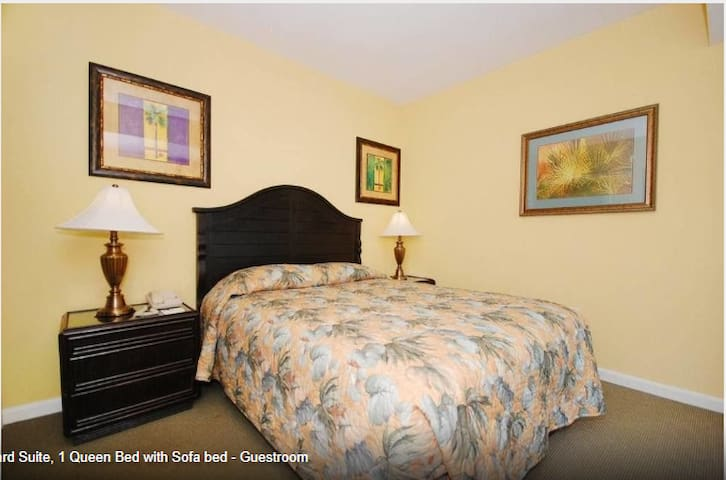 Coconut Malorie Resort, Ocean City Free Parking