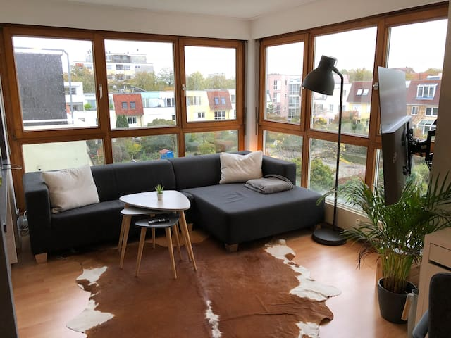 Clean/Smart Apartment close to center and castle