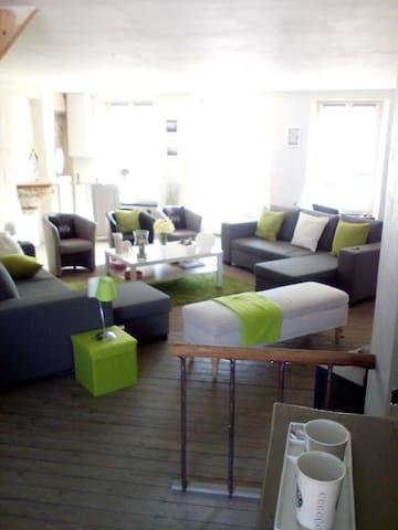 CHARMING HOUSE - Roullet-Saint-Estèphe - Hus