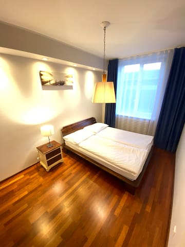 Cozy Room in Centrally located Apartment