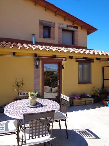 El maset del Sol - Montblanc - Einliegerwohnung