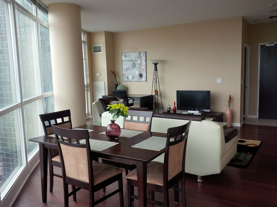 bedroom downtown condo apartments for rent in toronto ontario