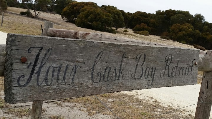 Flour Cask Bay Retreat