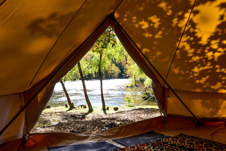 Bell Tent #4
