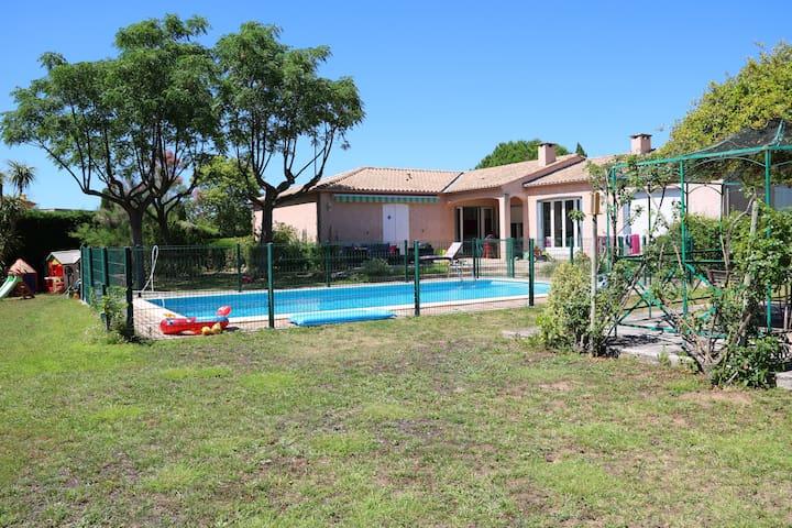 Maison Villa dans le sud de la France, 160 m2 - Lignan-sur-Orb - บ้าน