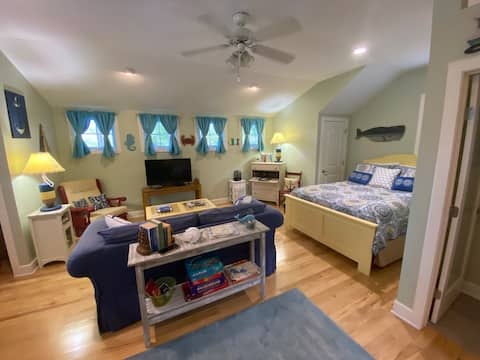 Southport Serenity, Entire full studio apartment
