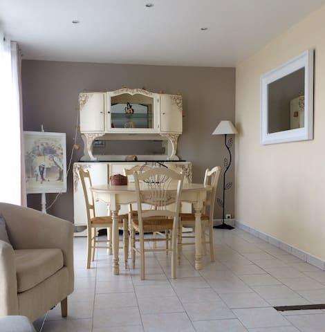 Appartement cosy et ensoleillé