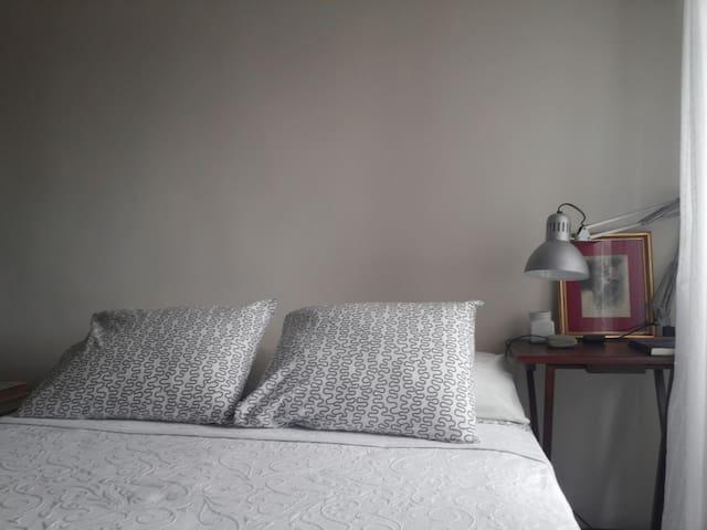 habitación privada ilab/3  bed&breakfast - Villaoril - Penzion (B&B)