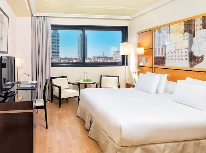 H10 Marina Barcelona, Standard Double Room