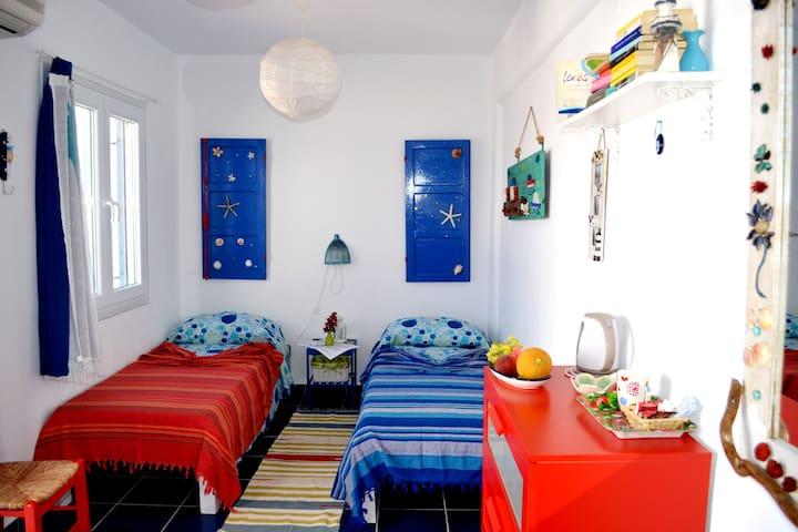 Il Canto delle Cicale-room Jeko - Leros - ที่พักพร้อมอาหารเช้า