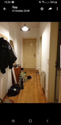 2 room apartment for Christmas and New Years