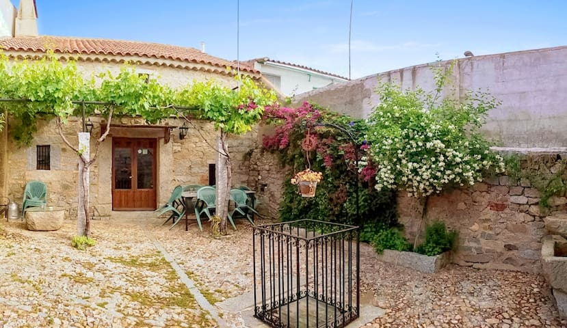 House with 3 bedrooms in Añora, with enclosed garden and WiFi - 260 km from the beach