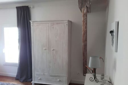 Jolie chambre spacieuse - Brive-la-Gaillarde