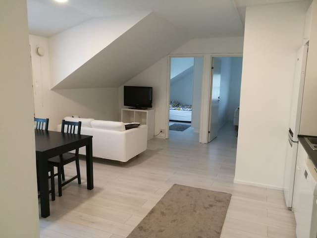Great apartment near city center