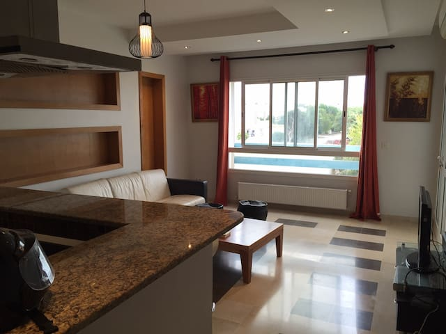 2 pièces tout confort ! - Sidi Daoud - Apartment