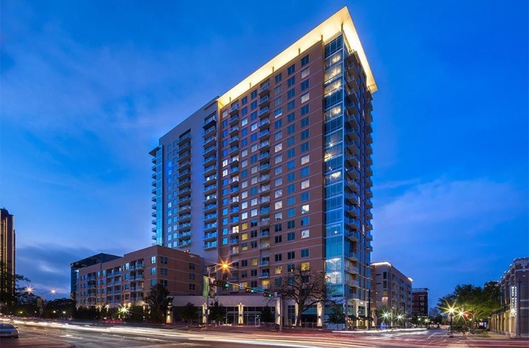 West Village Luxury Highrise   Apartments For Rent In Dallas, Texas, United  States